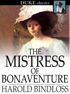 cover image of The Mistress of Bonaventure